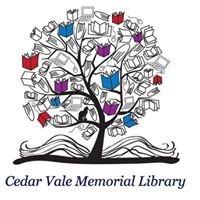 Cedar Vale Memorial Library