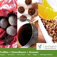 Growing Fresh - Raw Vegan Living & Products