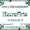 RecreArte Manualidades Venta y Decoración de muebles-Pamplona