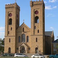 St. John the Baptist Catholic Church (Beloit, Kansas)