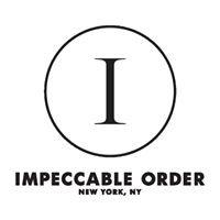 Impeccable Order