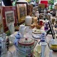 Rusty Gold Vintage Treasures Market Place
