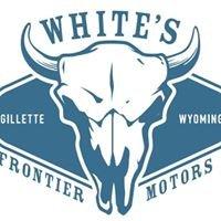 White's Frontier Motors