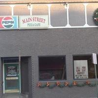 Main Street Pizza Cafe