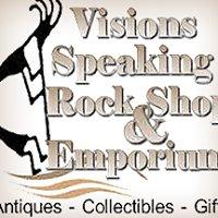 Visions Speaking Rock Shop and Emporium