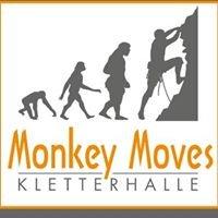Kletterhalle Monkey Moves