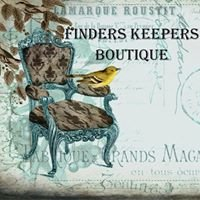 Finders Keepers Boutique