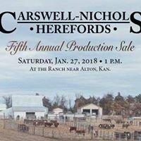 Carswell-Nichols Herefords