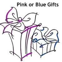 Pink or Blue Gifts