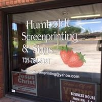 Humboldt Screenprinting & Signs