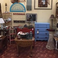 CJs Antiques/Collectibles and Dragonfly at Queen of Hearts - Buford