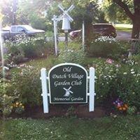 Old Dutch Village Garden Club