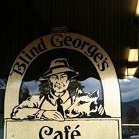 Blind George's Popcorn Newsstand
