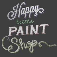 Happy Little Paint Shop