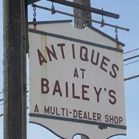 Antiques at Baileys