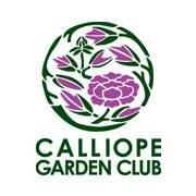 Calliope Garden Club and community garden
