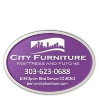 City Furniture Mattress and Futons