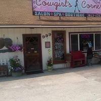Cowgirl's Corner Boutique, Salon and Spa