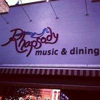Rhapsody Music & Dining - Nelsonville
