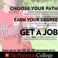 McPherson College Admissions
