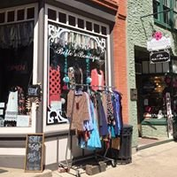 The Vintagebelle's Antiques and Belle's Boutique