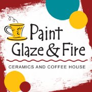 Paint Glaze & Fire Ceramics & Coffee House