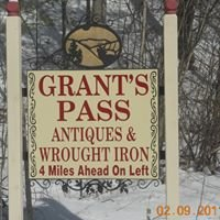 Grants Pass Antiques & Wrought Iron