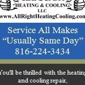 All Right Heating & Cooling, LLC