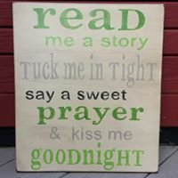 ABC Wooden Signs