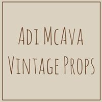 Adi McAva Vintage Props