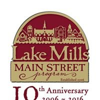Lake Mills Main Street Program
