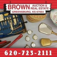 Brown Auction & Real Estate