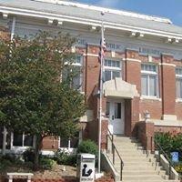 Carnegie Public Library-Albany, MO