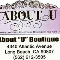 """About """"U"""" Boutique"""