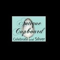 Antique Cupboard Sterling Silver Treasures
