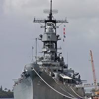 USS Missouri (BB-63) Memorial