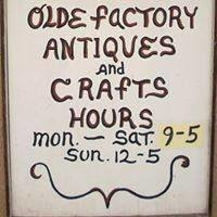 Olde Factory Antiques & Crafts