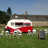 Tiny Sweet Shop's Retro Caravan - Betti-Rae