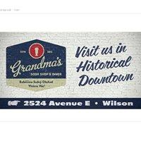 Grandma's Soda Shop