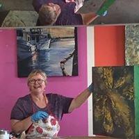 Linda Jones Art school and Studio