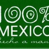 100% Mexico Hecho a Mano