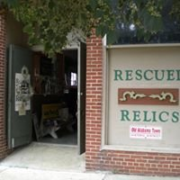 Rescued Relics