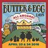 Petaluma's Butter & Egg Days Parade