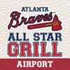 Atlanta Braves All-Star Grill - Atlanta Airport Concourse D