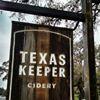 Texas Keeper Cider