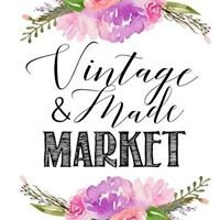 Vintage & Made Market at the Round Barn