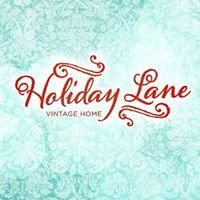 Holiday Lane (#777) at Lone Star Antiques