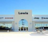 Lewis Chrysler Dodge Jeep Ram of Hays