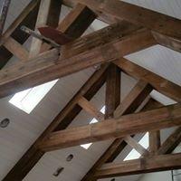 Barn-wood Bandit Furniture