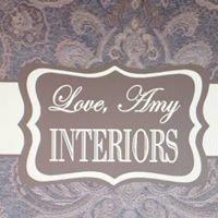 Love, Amy Interiors